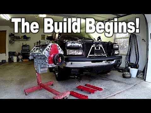 The 6 0 LQ4 is Finally Home!!! 500 HP LS Build