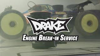 Adam Drake Engine Break-In Service (EBIS)