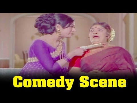 Vani Rani Movie : Vanisri Money Comedy...