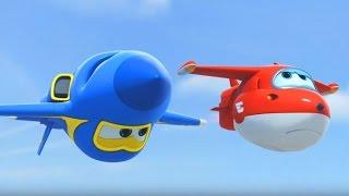Супер Крылья: Джетт и его друзья - 25 серия - Мультик про самолеты трансформеры на русском