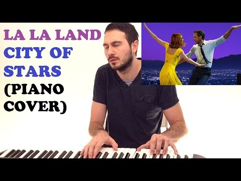la la land city of stars piano cover youtube. Black Bedroom Furniture Sets. Home Design Ideas