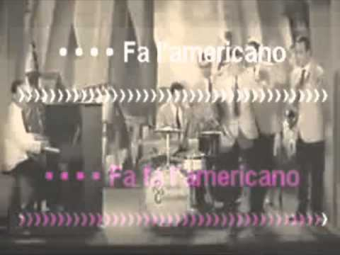 We no speak Americano - Yolanda be cool Karaoke