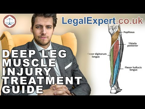 Deep Leg Muscle Injury Treatment Guide ( 2019 ) UK