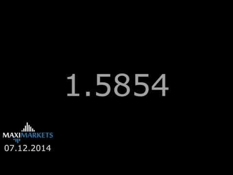 Форекс Прогноз на Неделю (EURUSD, GBPUSD)   07.12.2014   MaxiMarkets.Ru
