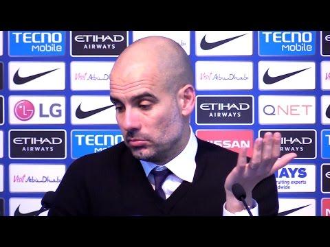 Manchester City 2-2 Tottenham - Pep Guardiola Full Post Match Press Conference