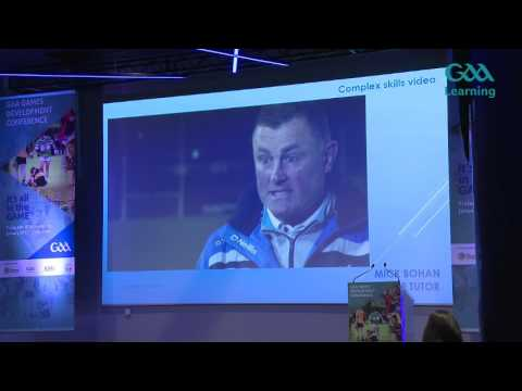 GAA Games Development Conference 2017 -  Mick Bohan