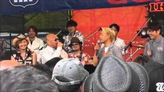 アメフェス 2015 IKURA's AMERICAN FESTIVAL ロンブー田村亮さん 2015-0...
