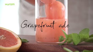 [#Grapefruit Recipe (feat. HUR…