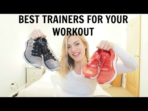 Best Trainers For Your Workout