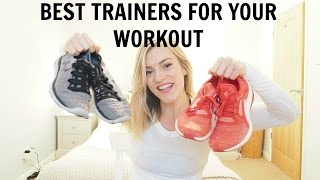 Best Trainers for your Workout | My Trainer Collection