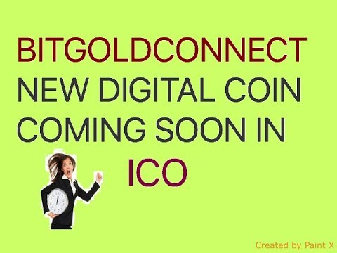 World's best lending ICO-  BITGOLDCONNECT  - don't miss chance be a millionaire