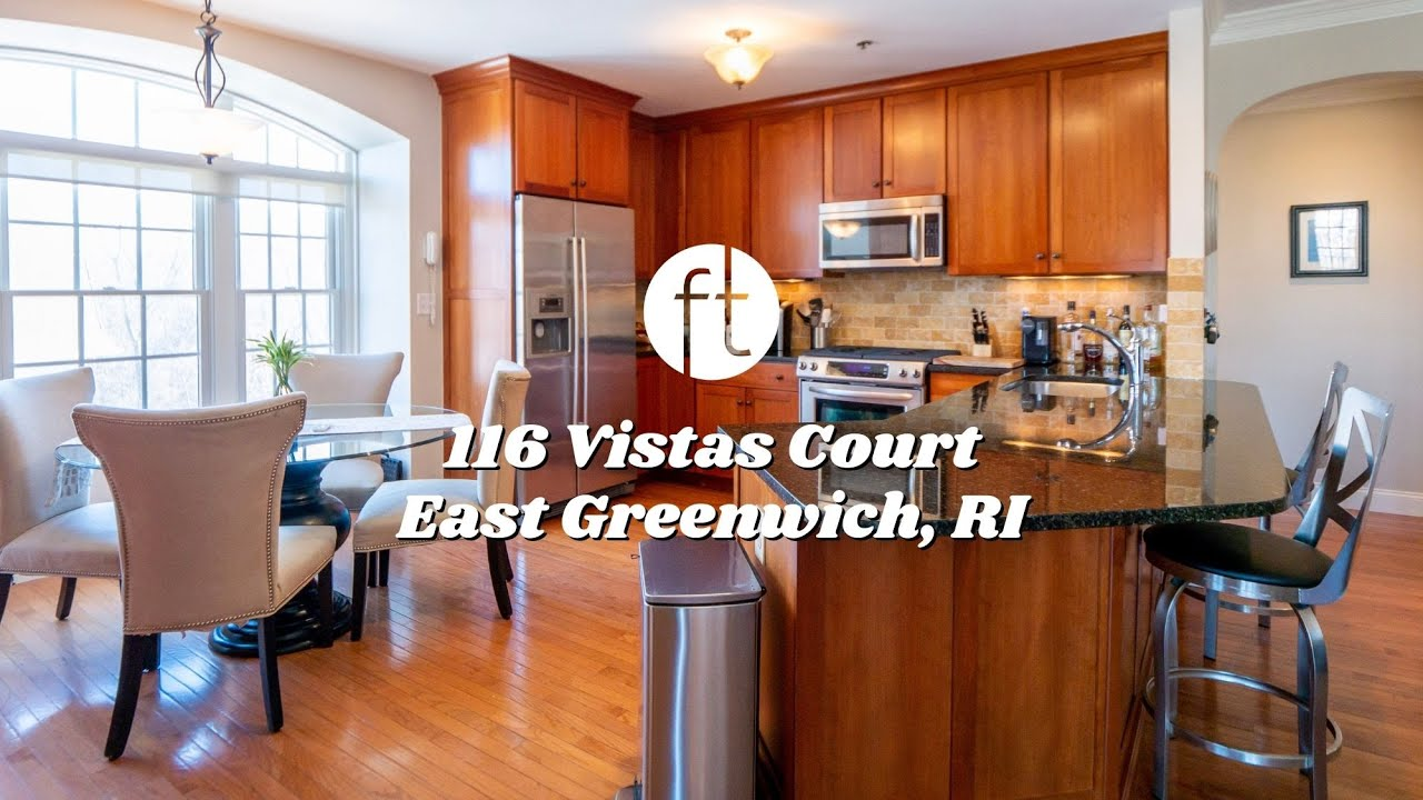 Tour of 116 Vistas Court, East Greenwich