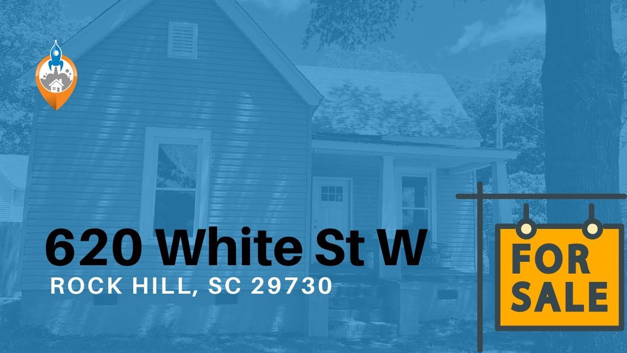 620 White St W, Rock Hill, SC 29730