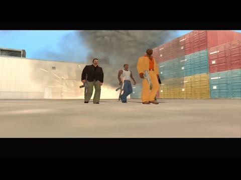 GTA San Andreas Stories: Chapter I - 2
