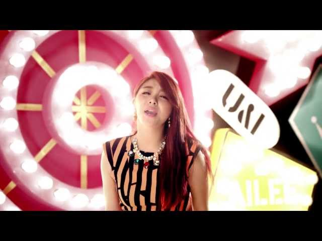 Ailee - U&I - MV - 에일리 유앤아이 Music Video [ENG/KOR/GER/+7]