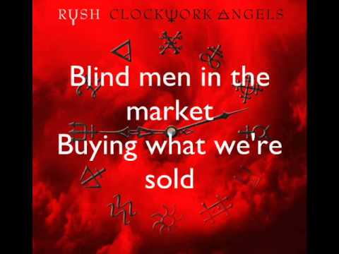 Rush - BU2B (Lyrics)
