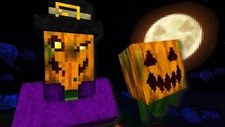 The Cursed Village | Minecraft Halloween Story