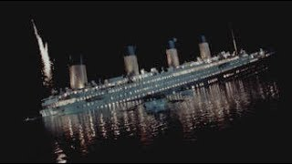 Titanic Sinking 1997 Movie | Roblox Titanic commentated by The Magic Carrot
