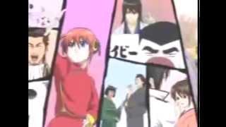 Parodia Naruto Gintama  - Figthing Dreamers Español Latino Opening - MAGO REY
