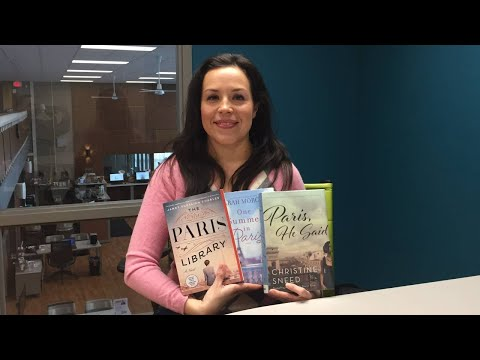 Sonia's Book Talk: We'll Always Have Paris