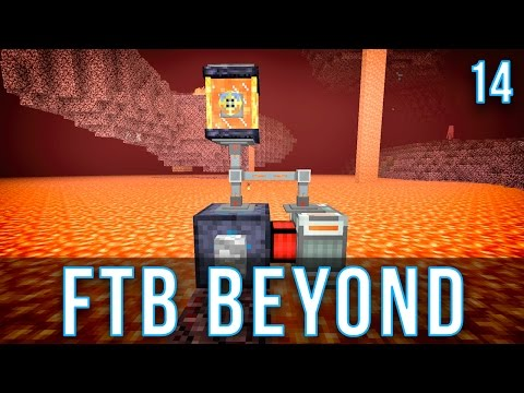 Ranged Pump Setup | FTB Beyond | Episode 14