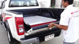 Installation CB-778 - Slide Floor Cargo Tray