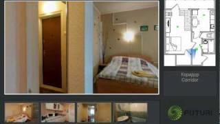 Квартира посуточно в Киеве Академгородок DRF45(, 2011-05-09T13:48:08.000Z)