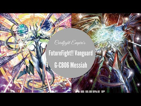 Cardfight!! Vanguard Series: FutureFight!! Vanguard - G-CB06 Messiah Deck