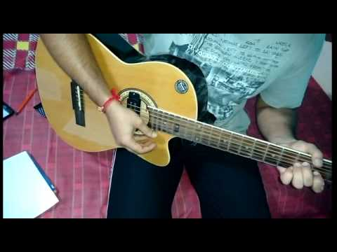 Guitar dheere dheere guitar tabs : Dheere Dheere Se Meri Zindagi |Yo yo honey singh | Guitar Cover ...