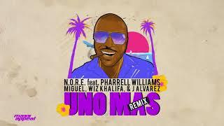 Play Uno Más (feat. Pharrell Williams, Miguel, Wiz Khalifa, J Alvarez) (Remix)