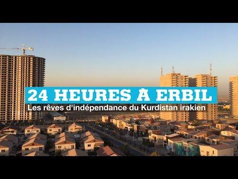 24 HEURES À ERBIL -  Les rêves d'indépendance de la capitale du Kurdistan irakien