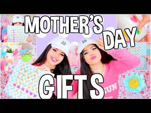 Easy Last Minute DIY Mother's Day Gifts 2016! Quick & Cute Gift ideas for your mom!