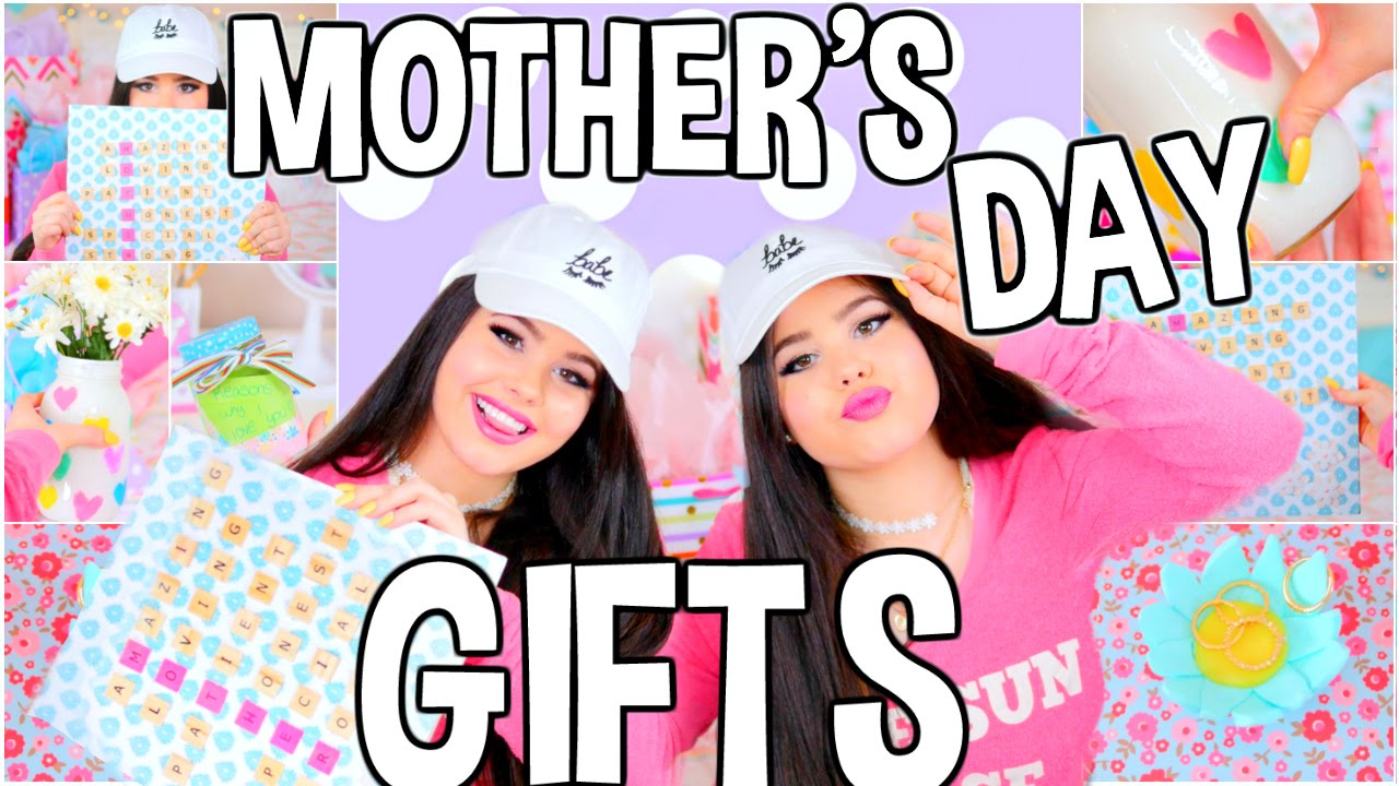 Easy Last Minute DIY Mothers Day Gifts 2016 Quick Cute Gift Ideas For Your Mom