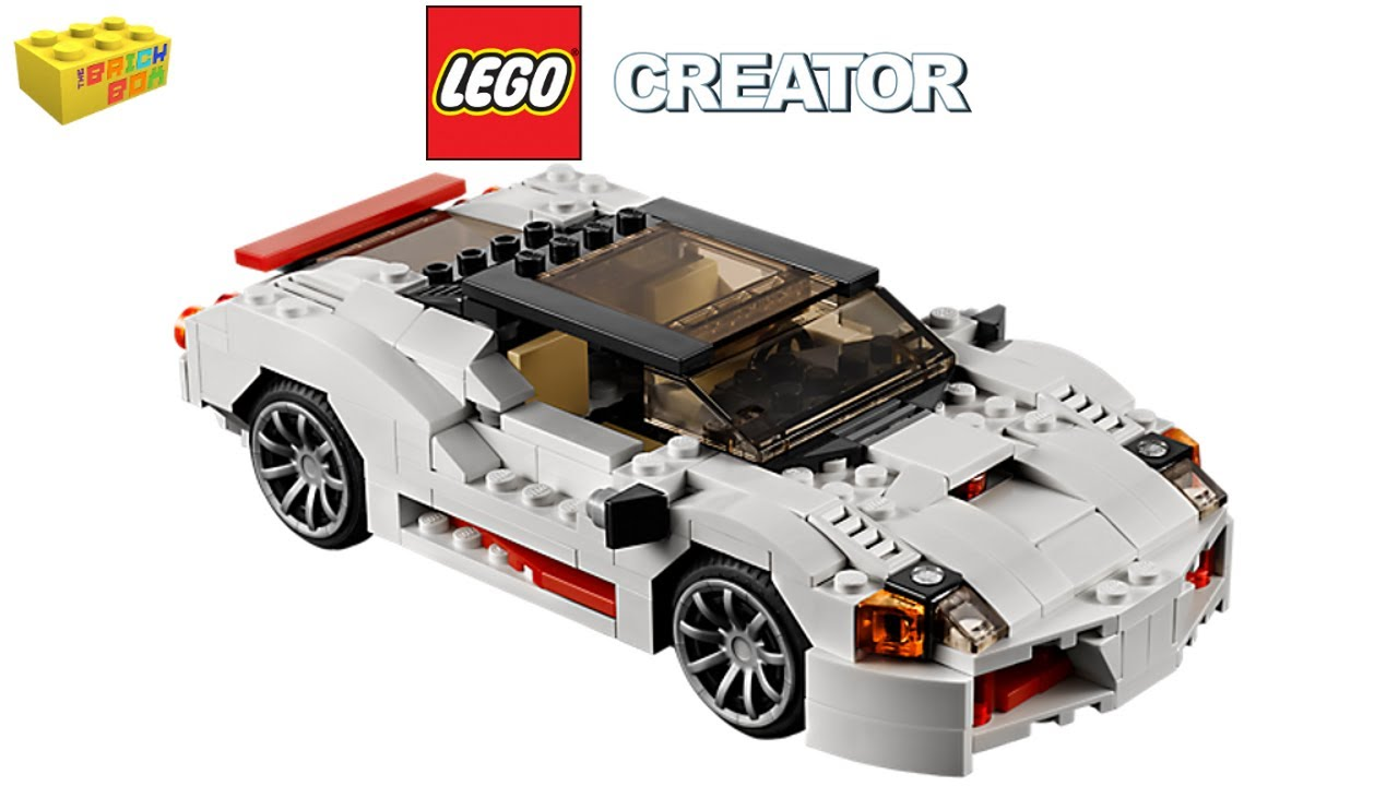 Lego Instructions For Old Cars