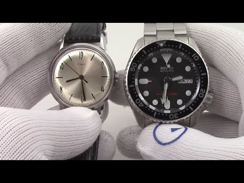 Best Value For The Money Watch Under $200 - 2018 Vintage Timex Marlin Reissue is Affordable