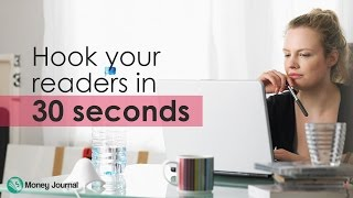 How to Start a Blog Post That Will Hook Your Reader In 30 Seconds | M2M Episode 18