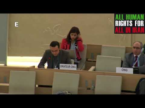 ID SR on Protection of Human Rights and on Cultural Right, 37th HRC, Nima Hesabian, English
