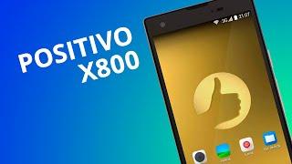 Positivo X800, o smartphone octa-core da brasileira [Análise]