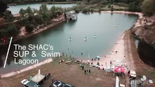 SHAC's SUP & Wild Swimming lagoon