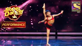 Masoom ने दिखाया अपना एक अलग Level का Contemporary Dance | Super Dancer Chapter 1