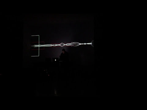 syntax live at MNAC (Contemporary Art Museum in Bucharest)