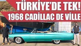 Süper Klasik Araba | 1968 Cadillac De Ville