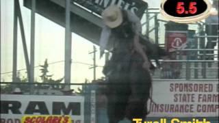 reno rodeo 6 20 2011 saddle bronc winner tyrell smith