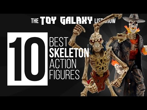 10 Best Skeleton Action Figures | List Show #27