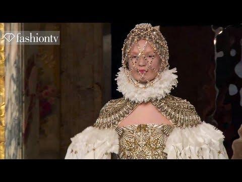 Alexander McQueen Fall/Winter 2013-14 | Paris Fashion Week PFW | FashionTV
