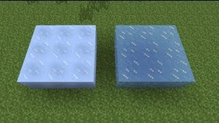 Minecraft Blocks: Packed Ice