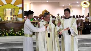 The Soft Opening of The New St  Ann's Church, Kota Padawan dinle ve mp3 indir