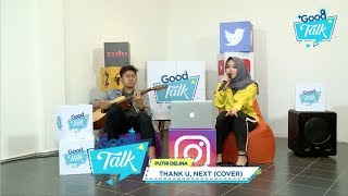 Putri Delina - Thank U, Next (Acoustic Cover)