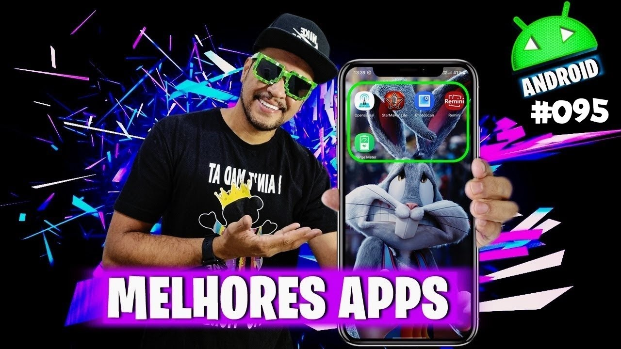 Melhores Aplicativos para Android - Edição 095