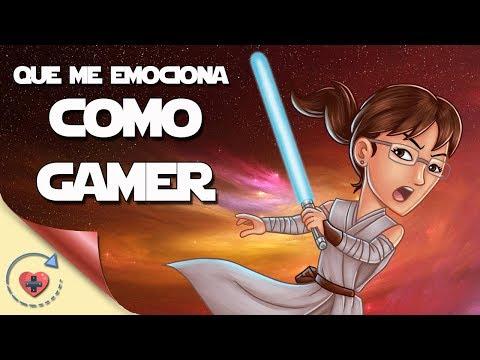 Cosas de Gamers - ¿ Qué me Emociona Más Como Gamer?